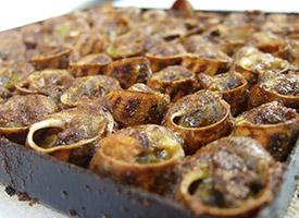 gastronomía catalana cargols a la llauna restaurante cal manelet